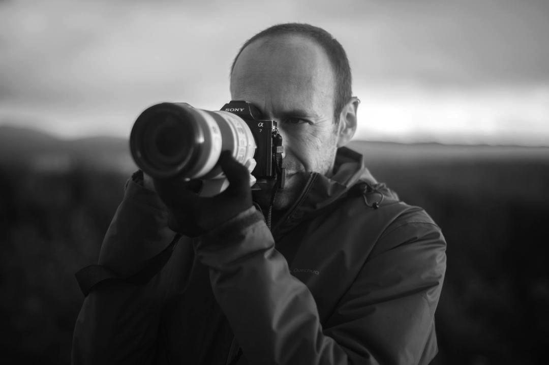 Técnicas para fotografía de paisaje por Manuel Fuentes