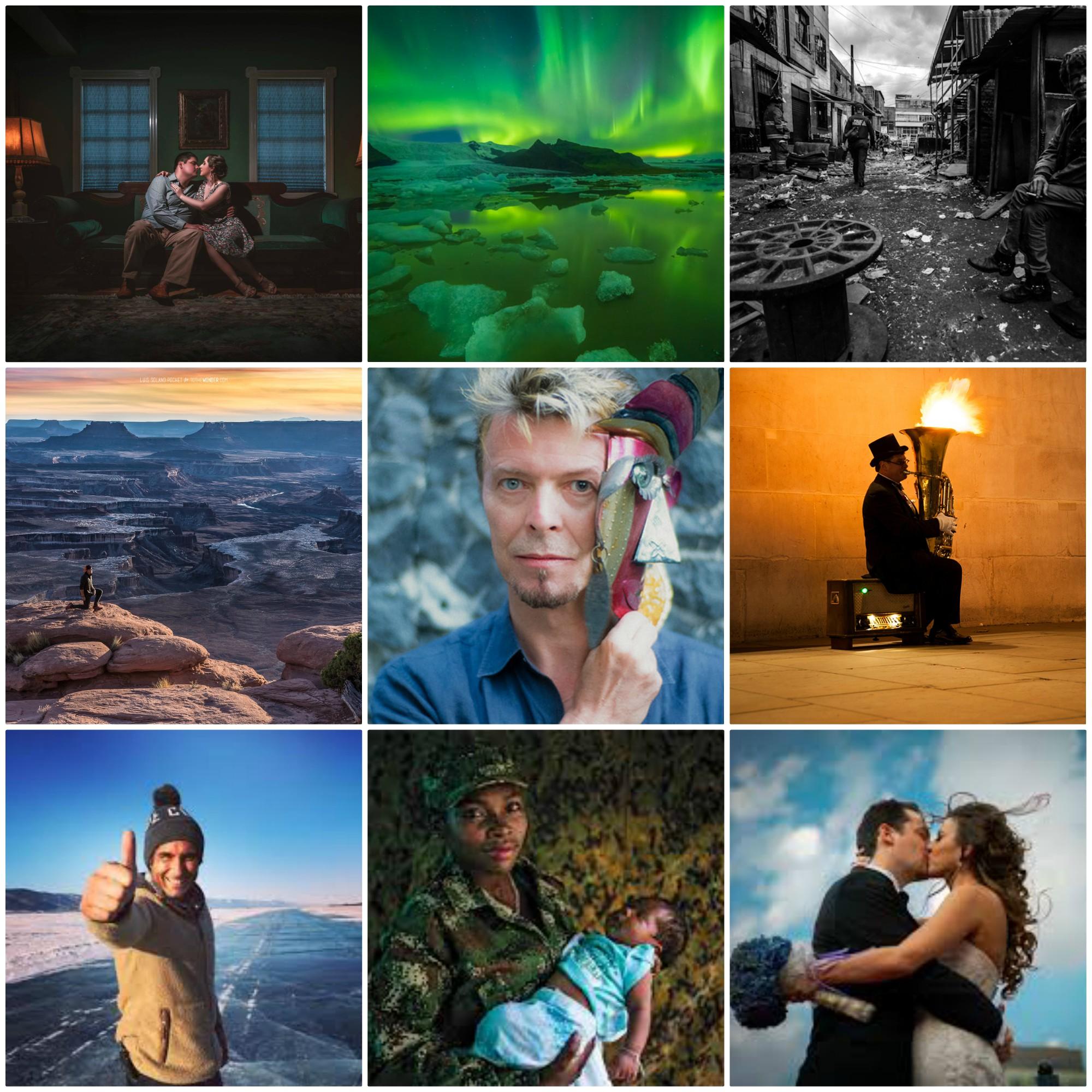 15 fotógrafos estrellas de Sony Alpha que debes seguir en Instagram