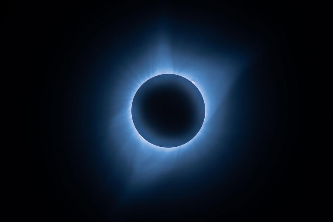 Descubre el equipo ideal para fotografiar eclipses