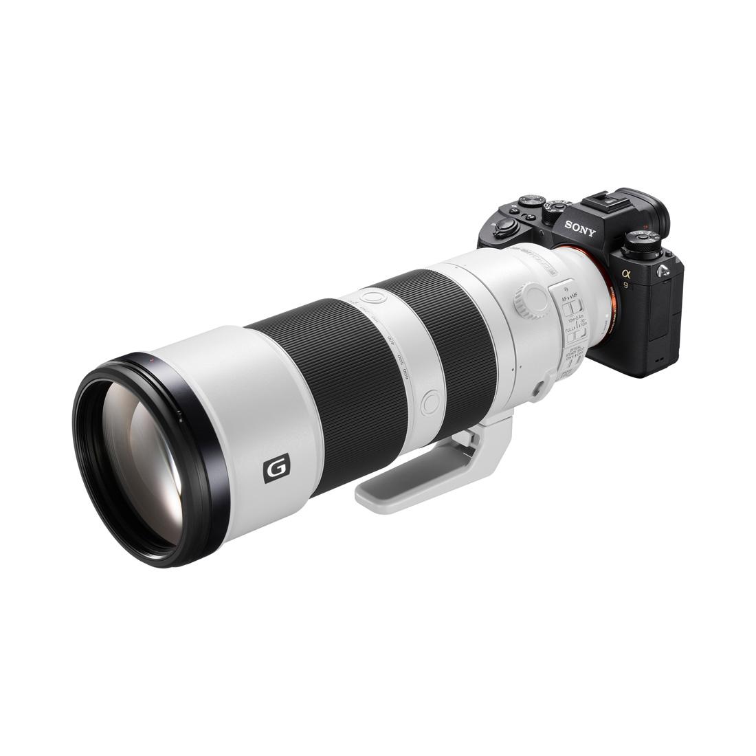 El nuevo súper teleobjetivo FE 200-600mm f/5.6-6.3 G OSS