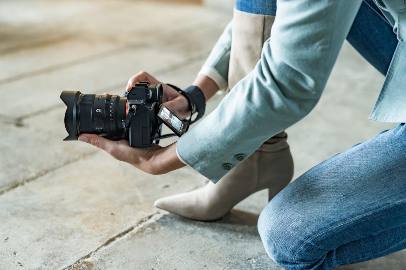 Seminario Inicial de manejo de Alpha: Despeja tus dudas y descubre que puedes hacer con tu cámara!