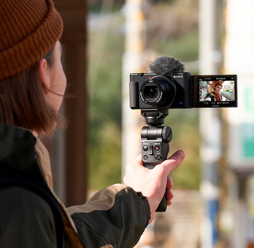 Tu primera cámara para crear contenido digital
