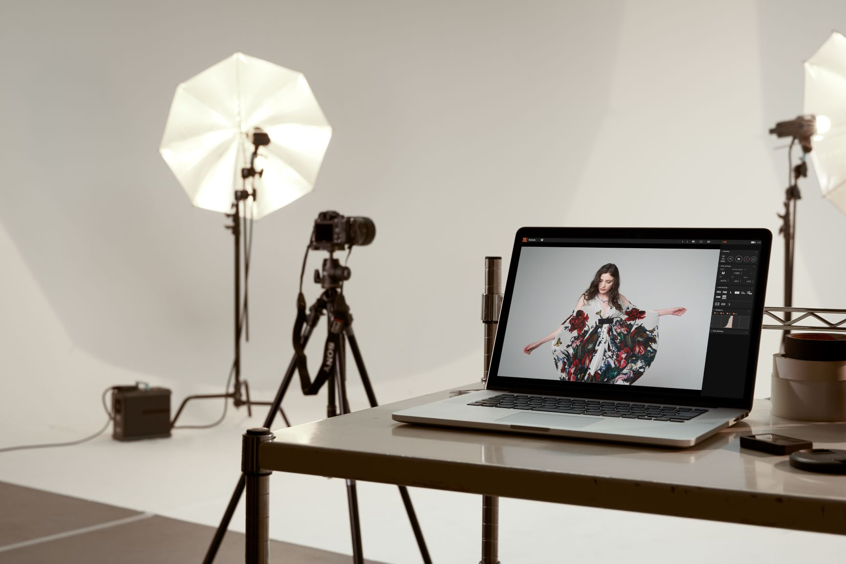 Iluminación básica para fotografía