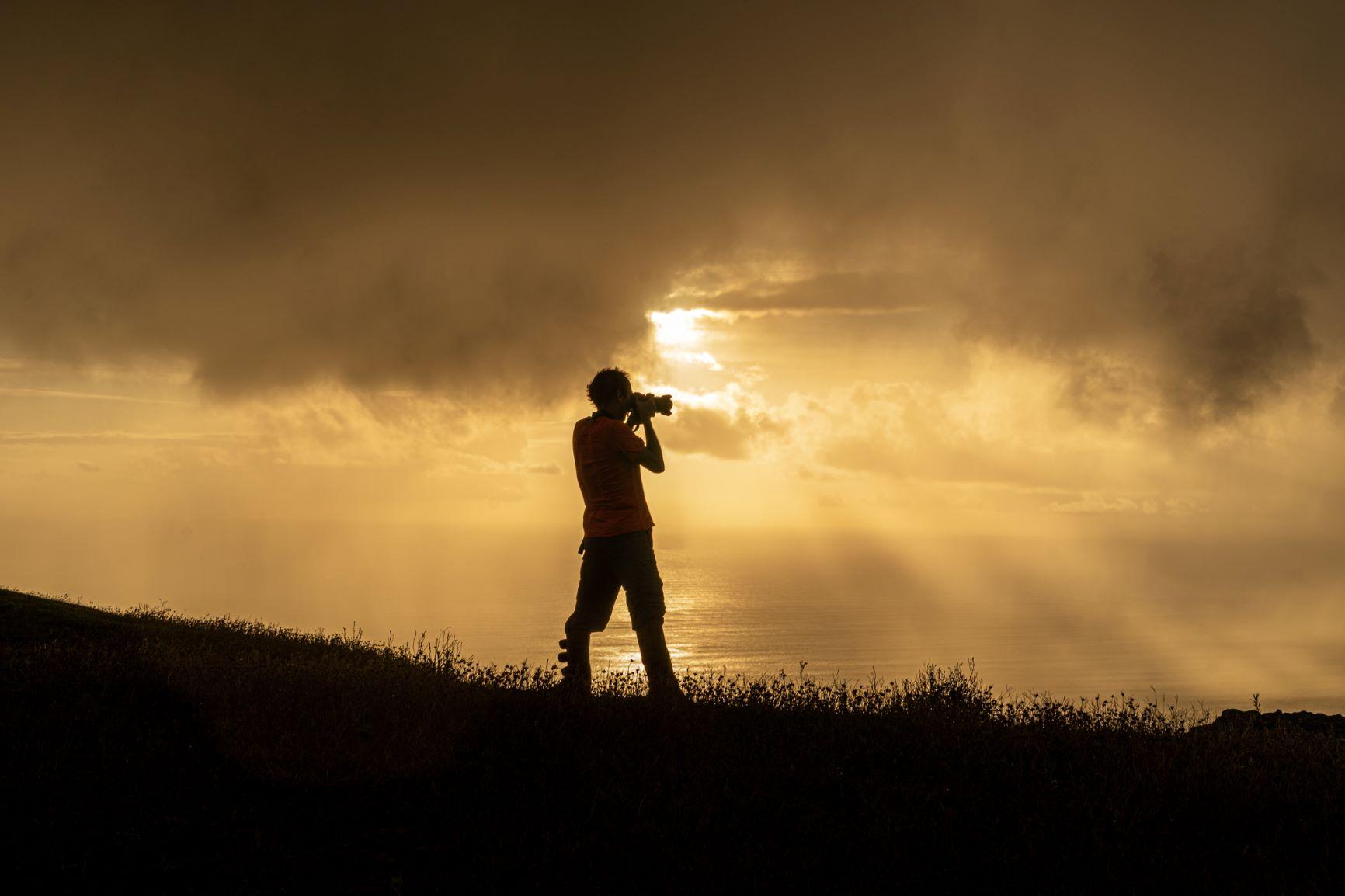 El valor emocional en la fotografía de paisaje con Manuel Fuentes