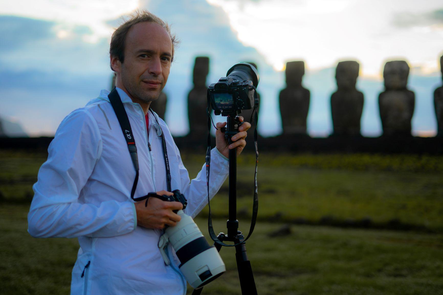 Equipamiento Sony para fotografía de paisaje por Manuel Fuentes