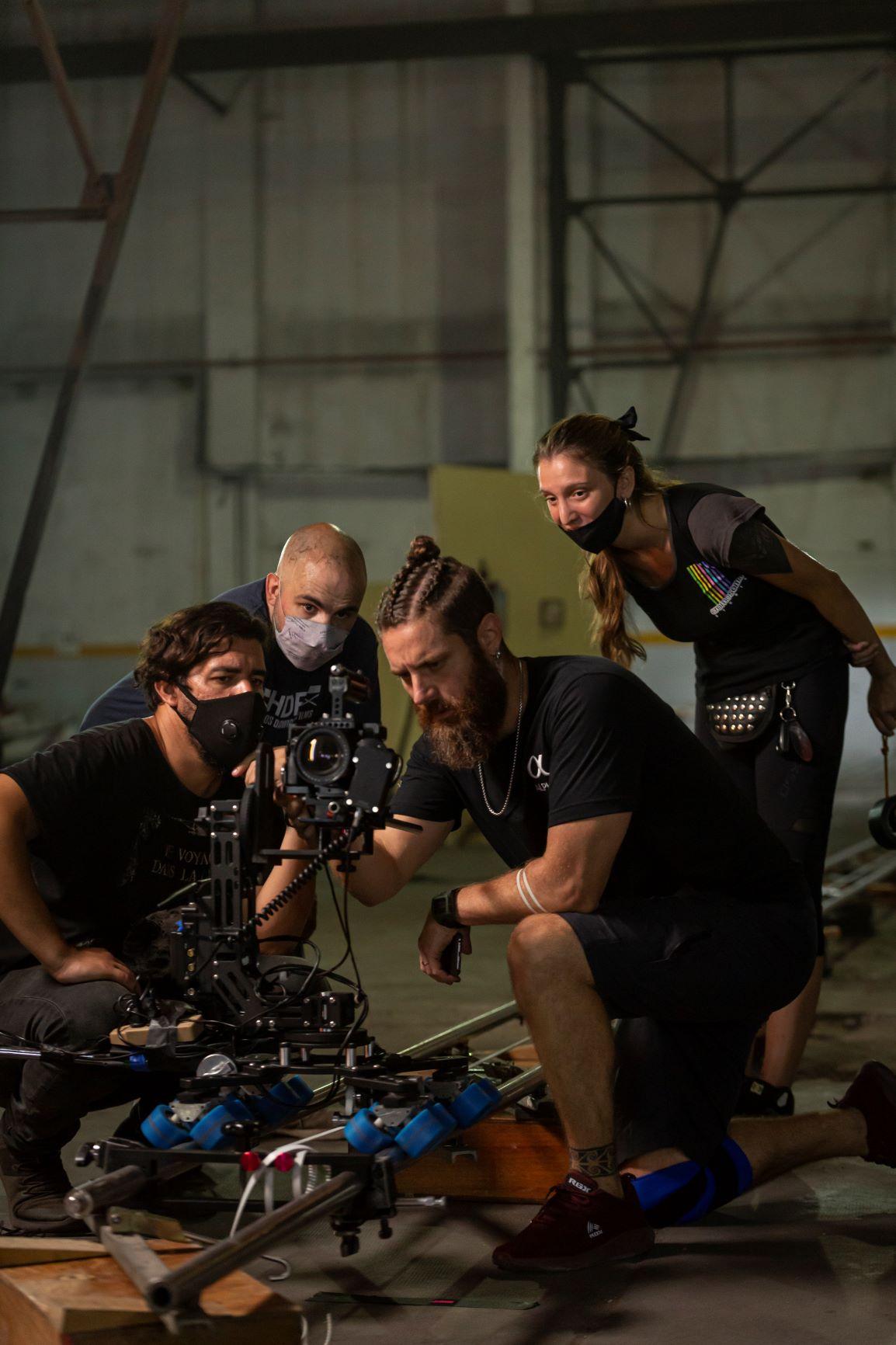 Estilo cinematográfico con Alpha 7S III por Mariano Dawidson