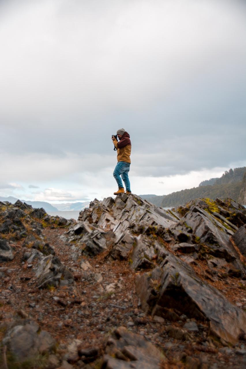 ¿Cómo combinar dos pasiones?, Fotografía y Viajes