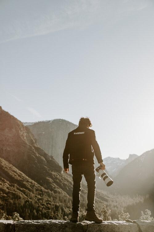 Convertir una pasión en una profesión. La fotografía como un negocio por Robinski