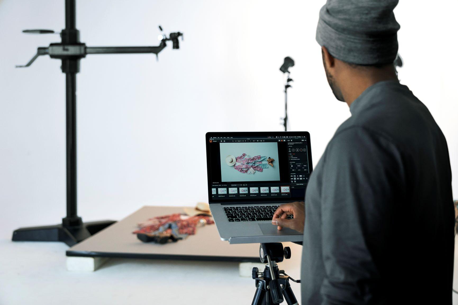 Bases para foto de producto