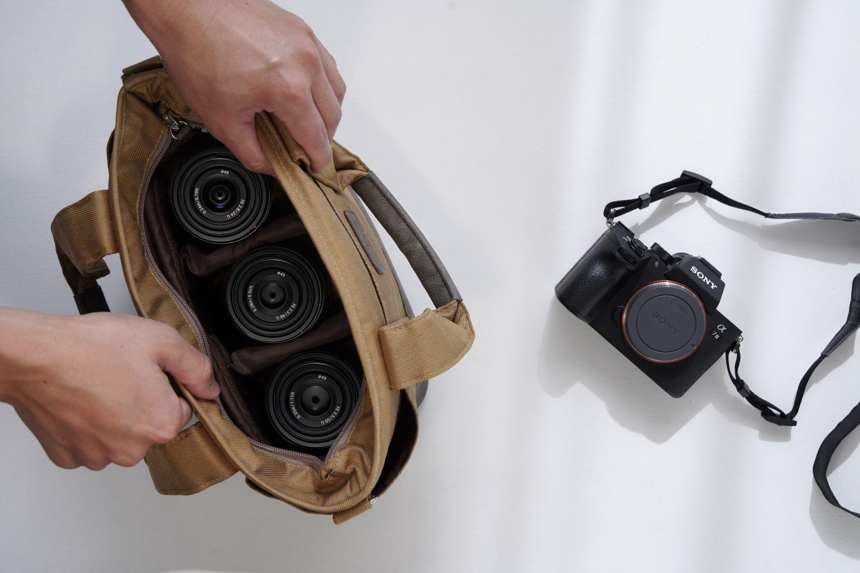 Los G Lens prime más compactos