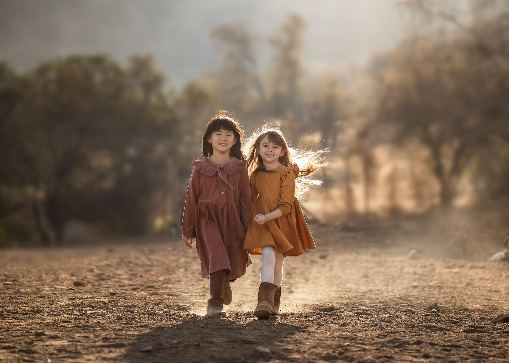 Fotografía de Retrato Infantil por Bernardita Aguirre