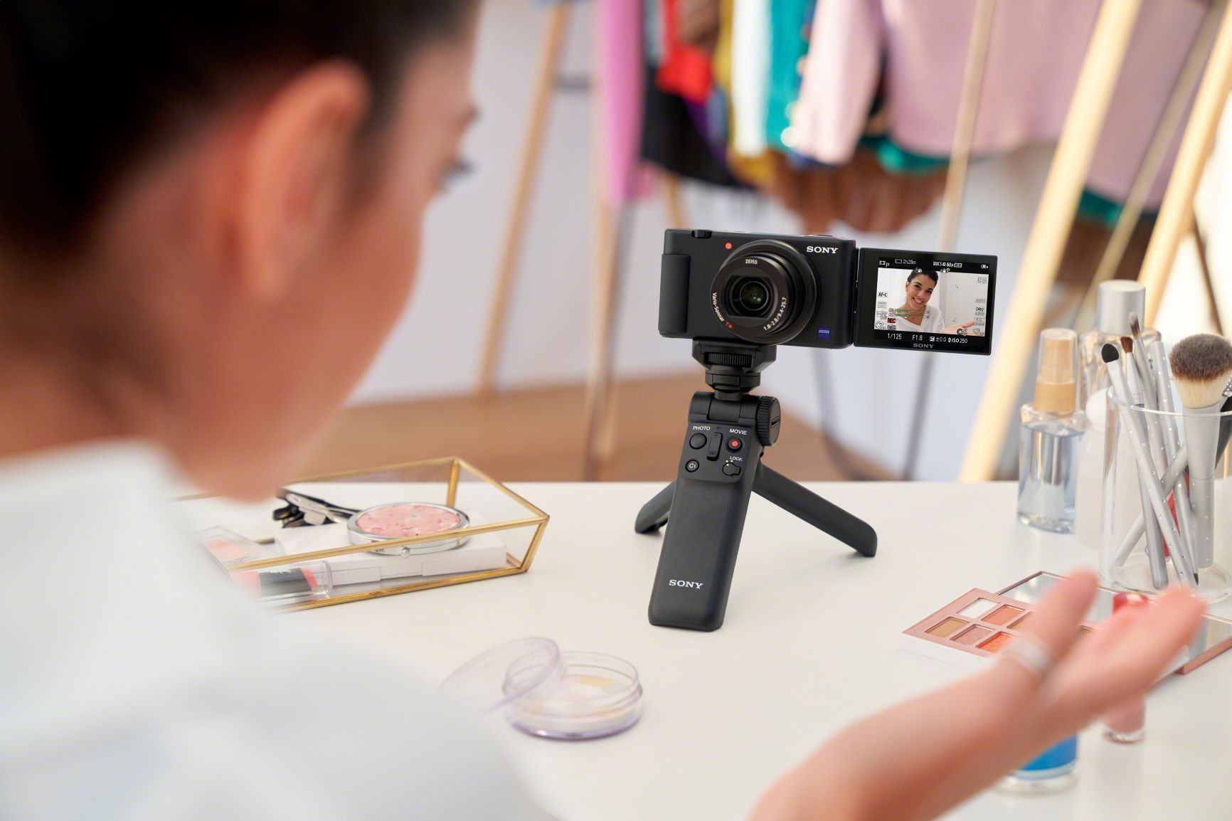Tu primera cámara para crear contenido