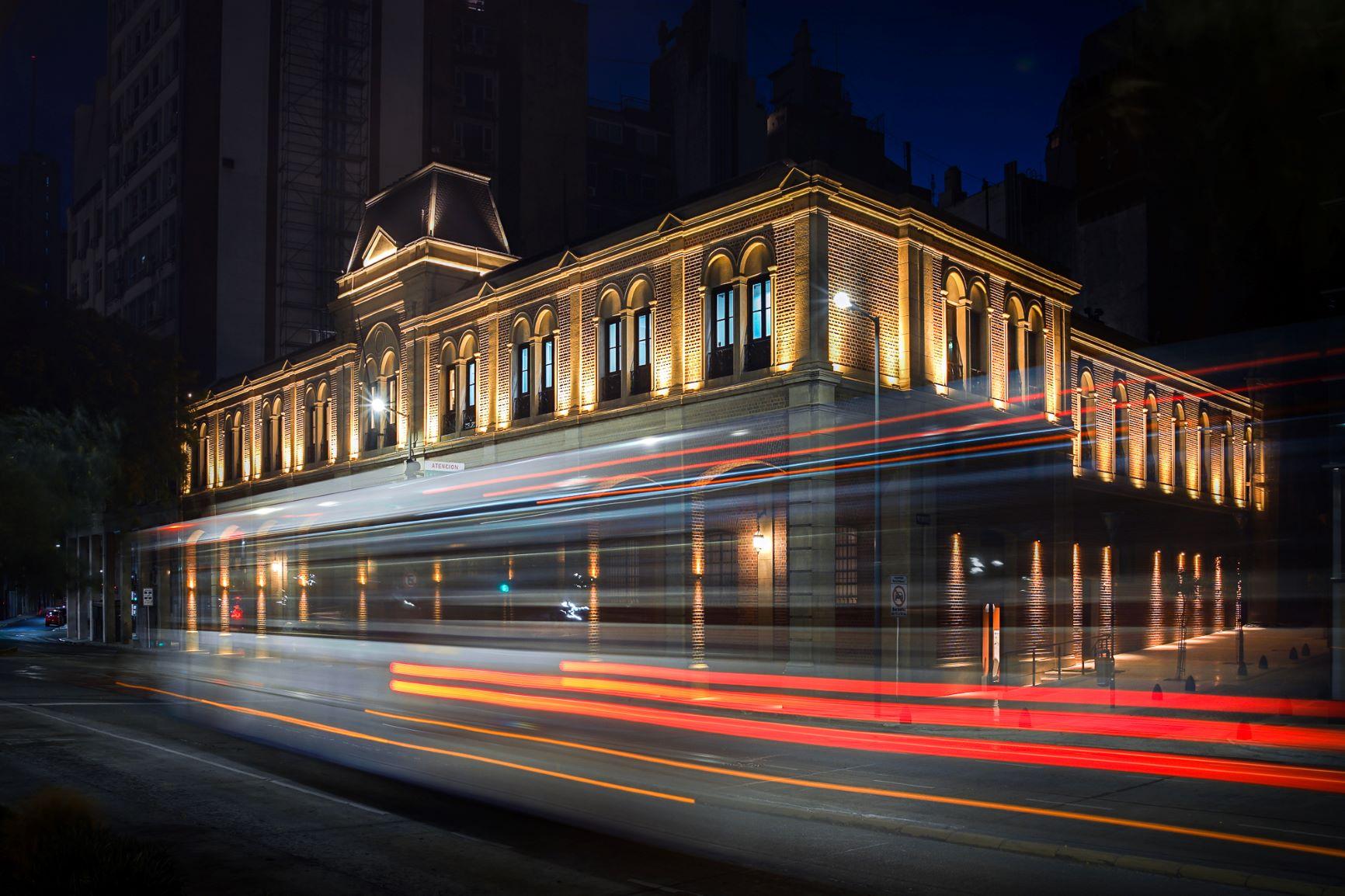 Introducción a la fotografía de arquitectura y paisaje urbano nocturno