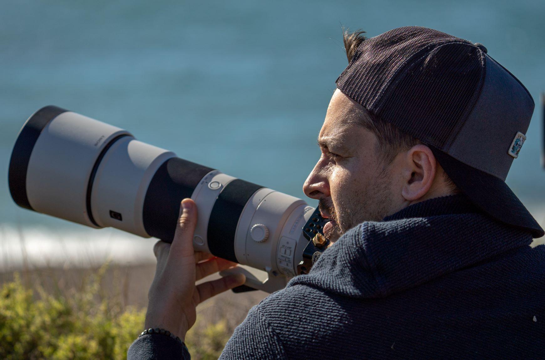 Orcas en Patagonia, el tesoro de los documentalistas de naturaleza