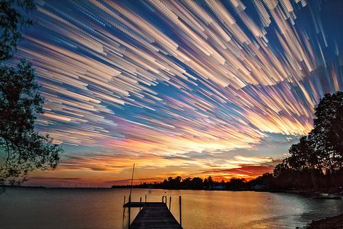 Time Stacking: convierte paisajes en impresionantes imágenes de ensueño